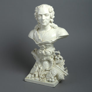 Bust of Louis XV of France
