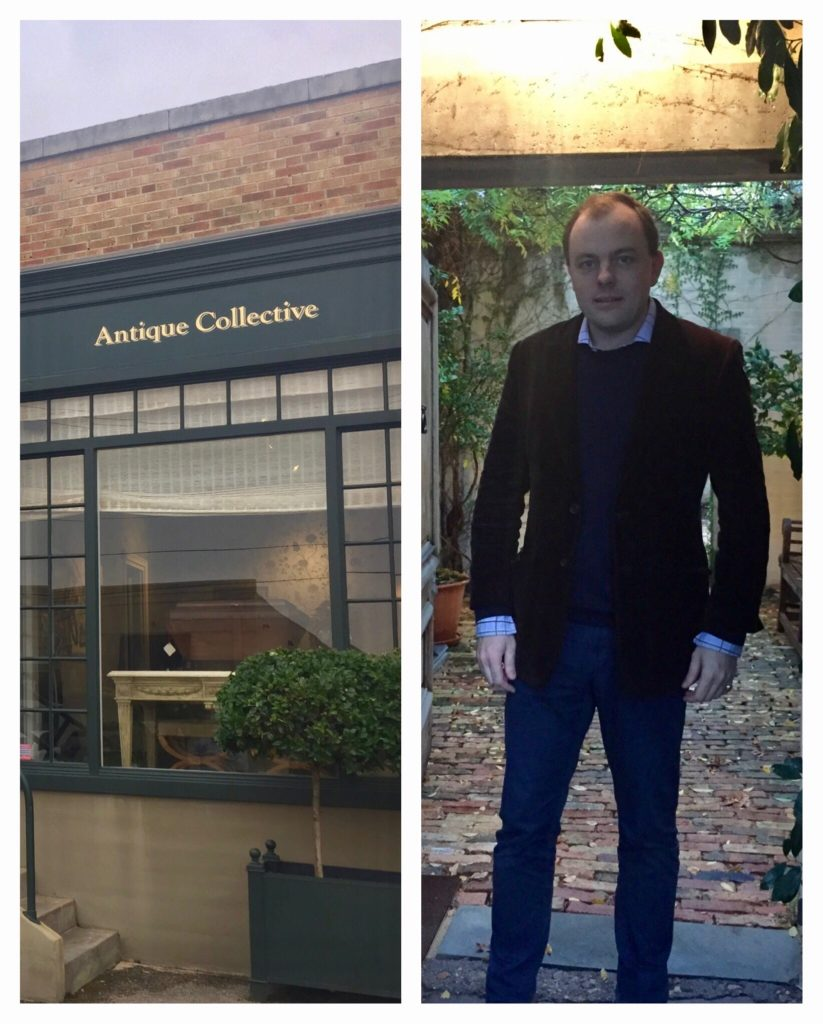Wolf Hall Antique Collective Dallas, Texas and Timothy Langston