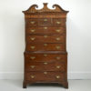 Oak Chest on Stand