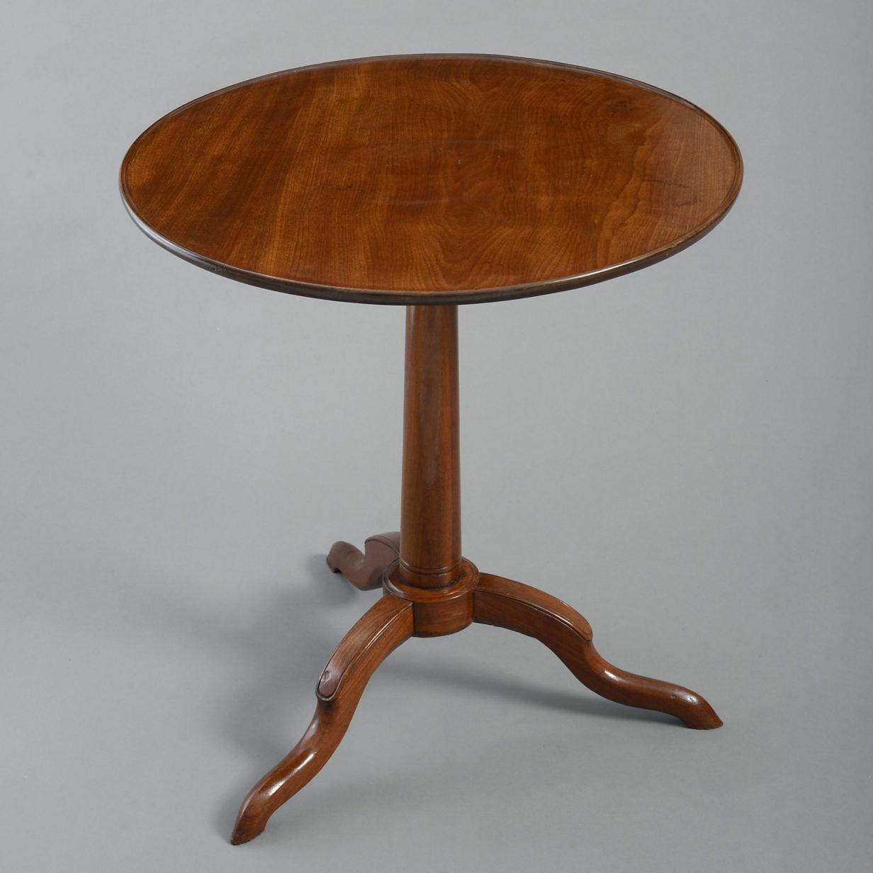 A Louis XVI Tripod Table