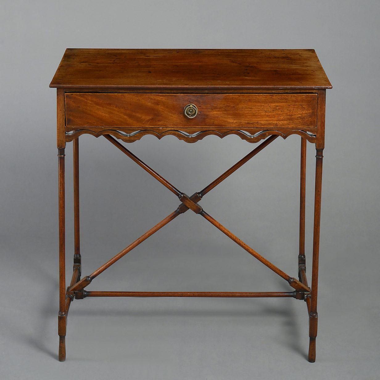 George III Side Table