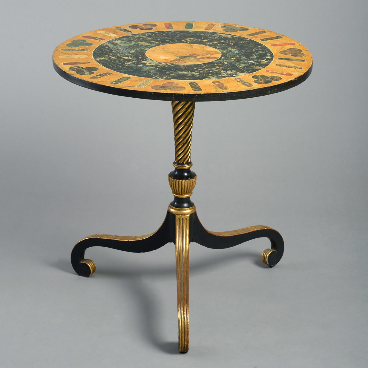 A Regency Period Occasional Table