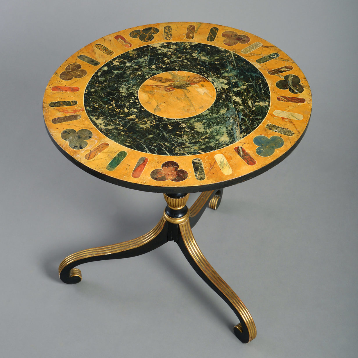 Regency Period Occasional Table