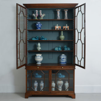 A George III Display Cabinet