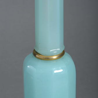 Opaline Glass Lamp