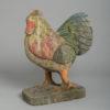 A Carved Chicken