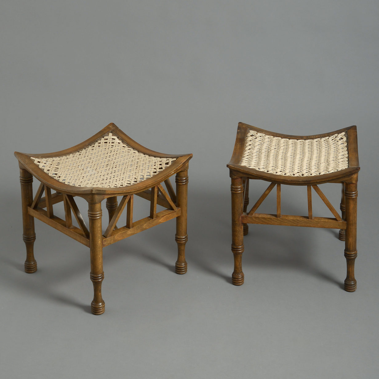 Four Thebes Stools