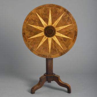 Compass Top Table