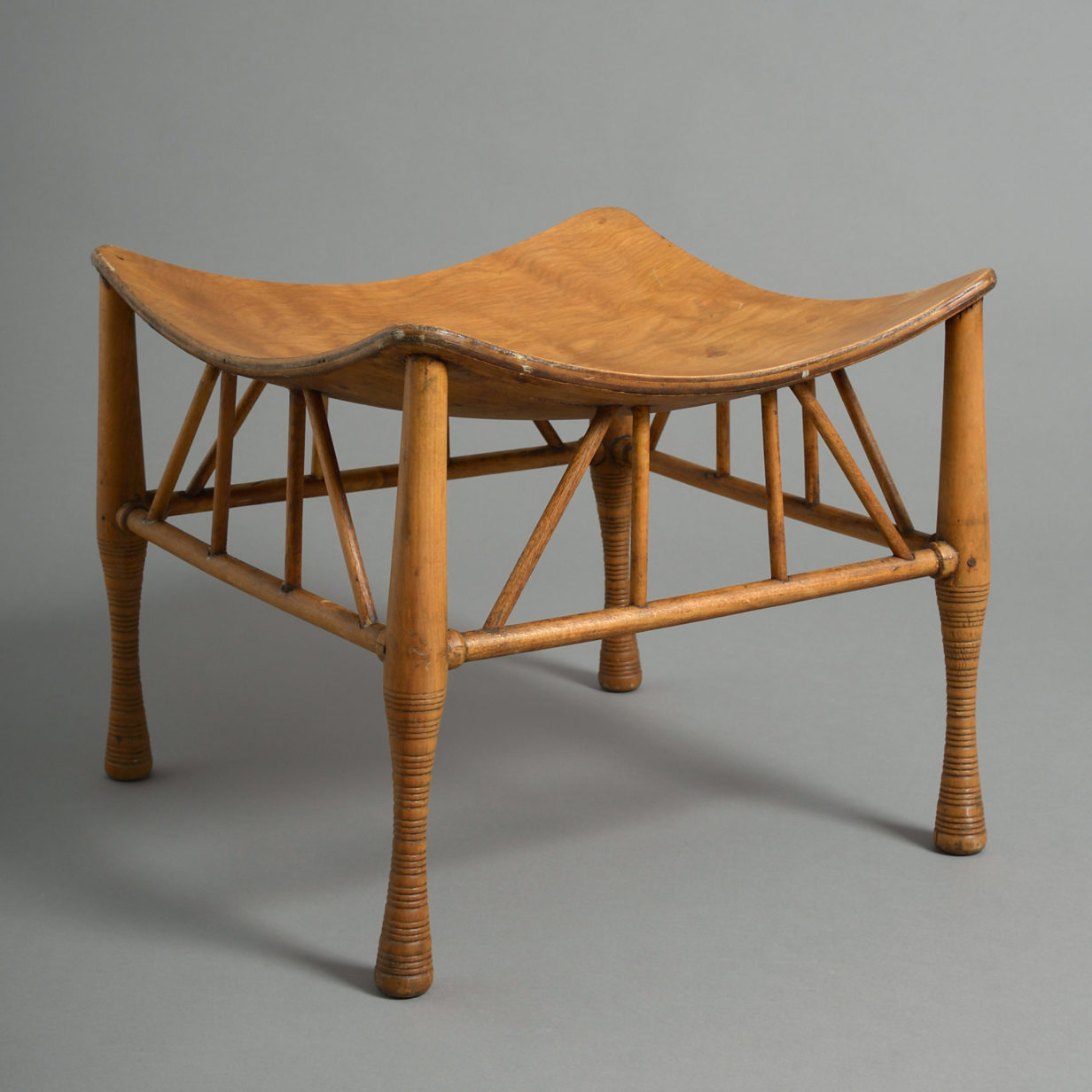 A Bentwood Thebes Stool