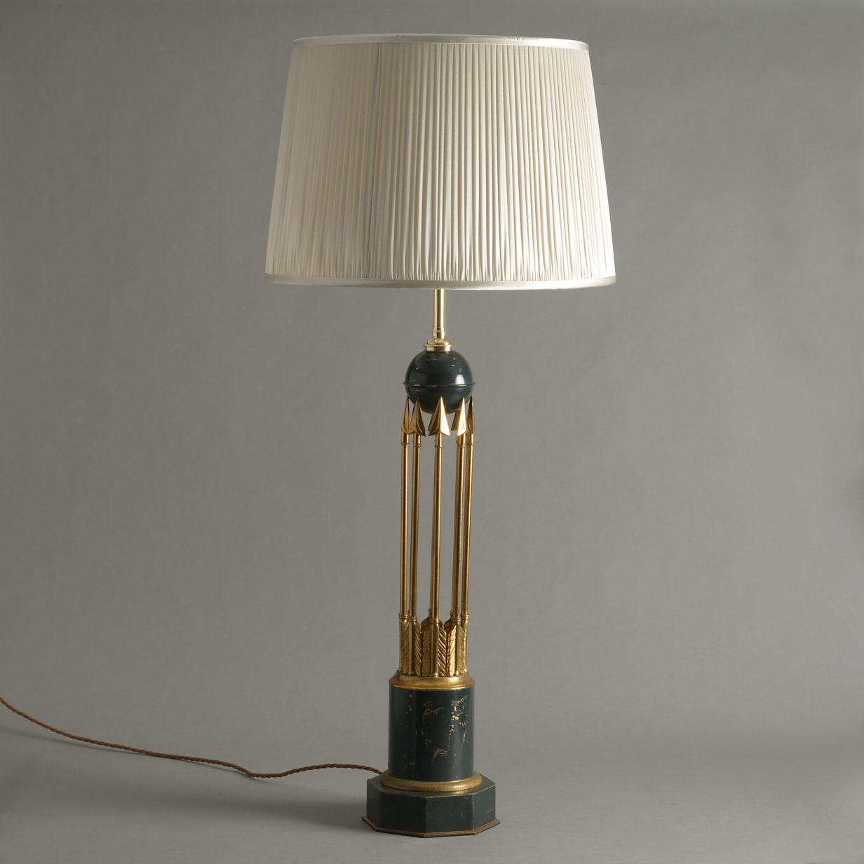 Arrow Lamp