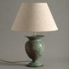 A Copper Vase Lamp Base