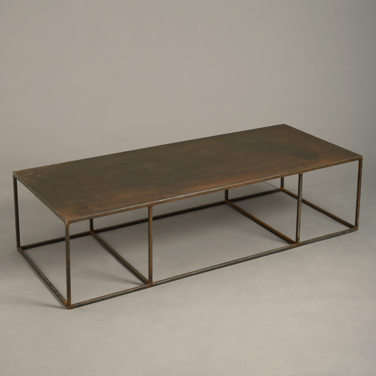 A Mid-century Modern Low Table