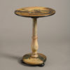 A Regency Period Painted Occasional Table