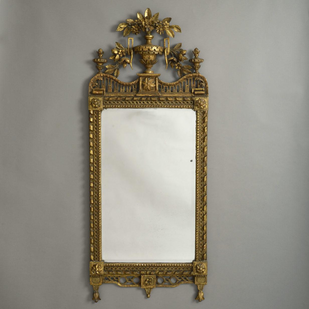 North Italian Pier Mirror