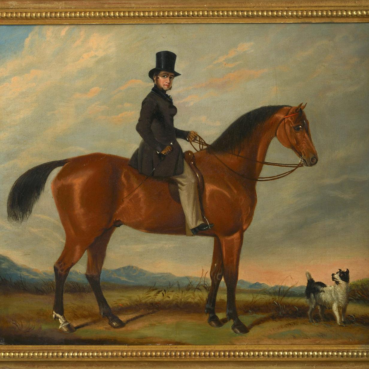 Portrait Earl Craven