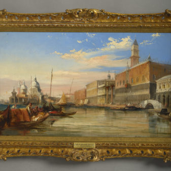 Edward Pritchett Venice View