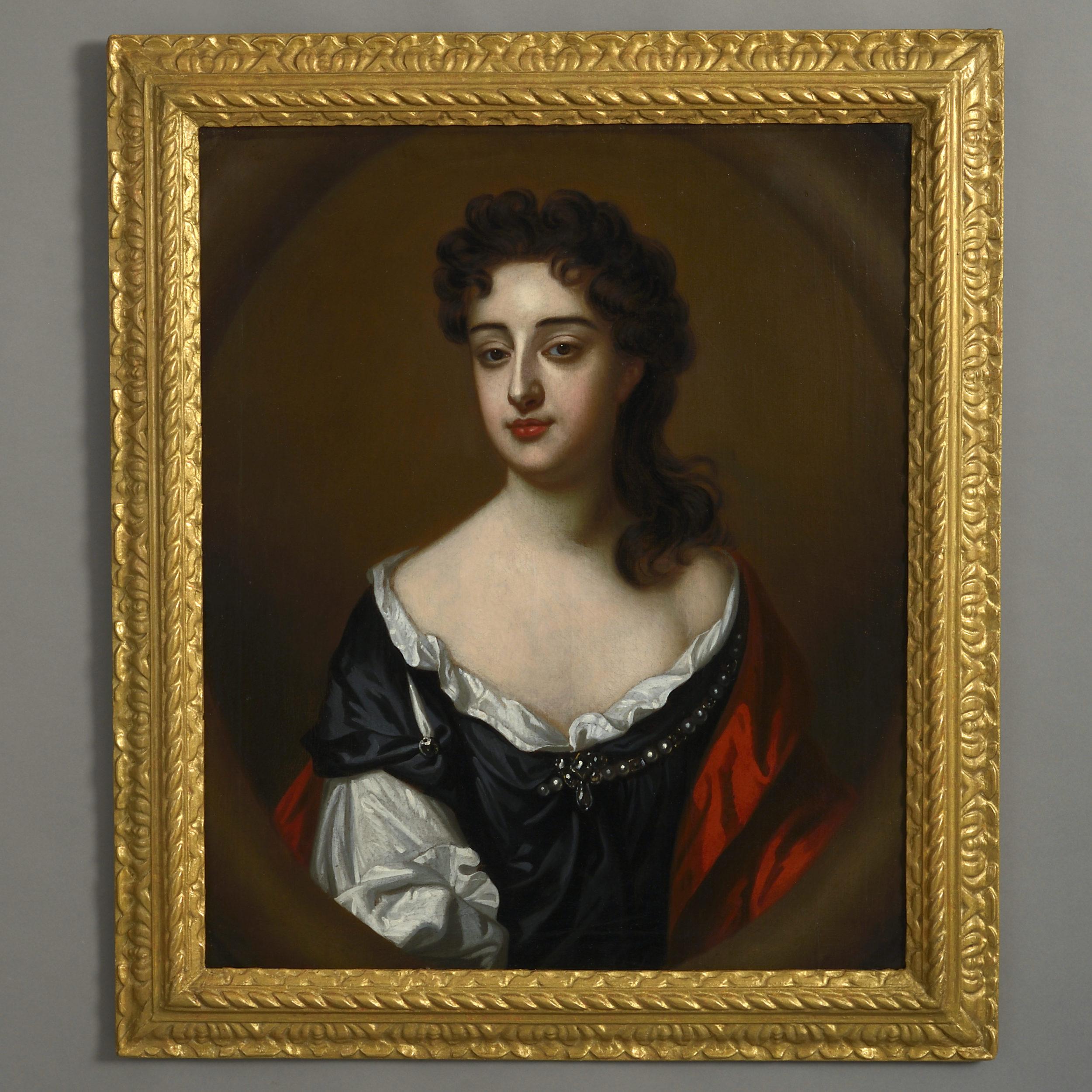 Portrait pf Lady Brownlow