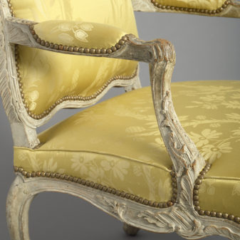 Regence Painted Armchair
