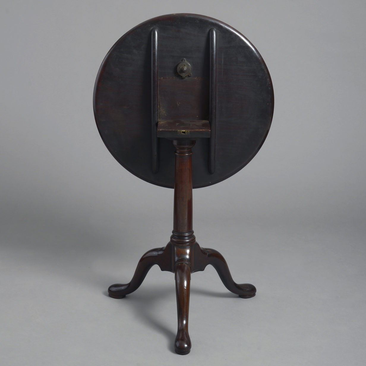 George II Tripod Table