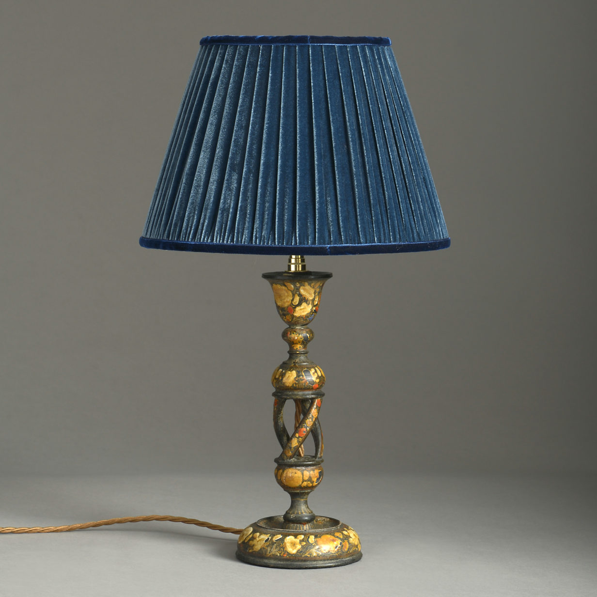 Small Kashmiri Table Lamp