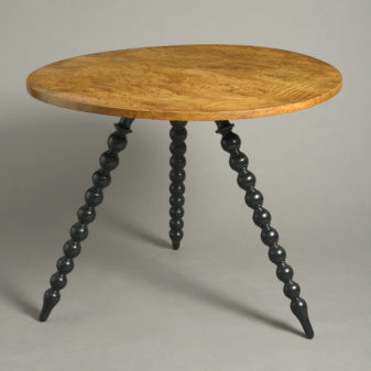 Elm Gypsy Table