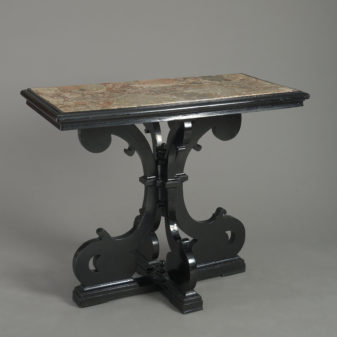 17th Century Italian Centre Table