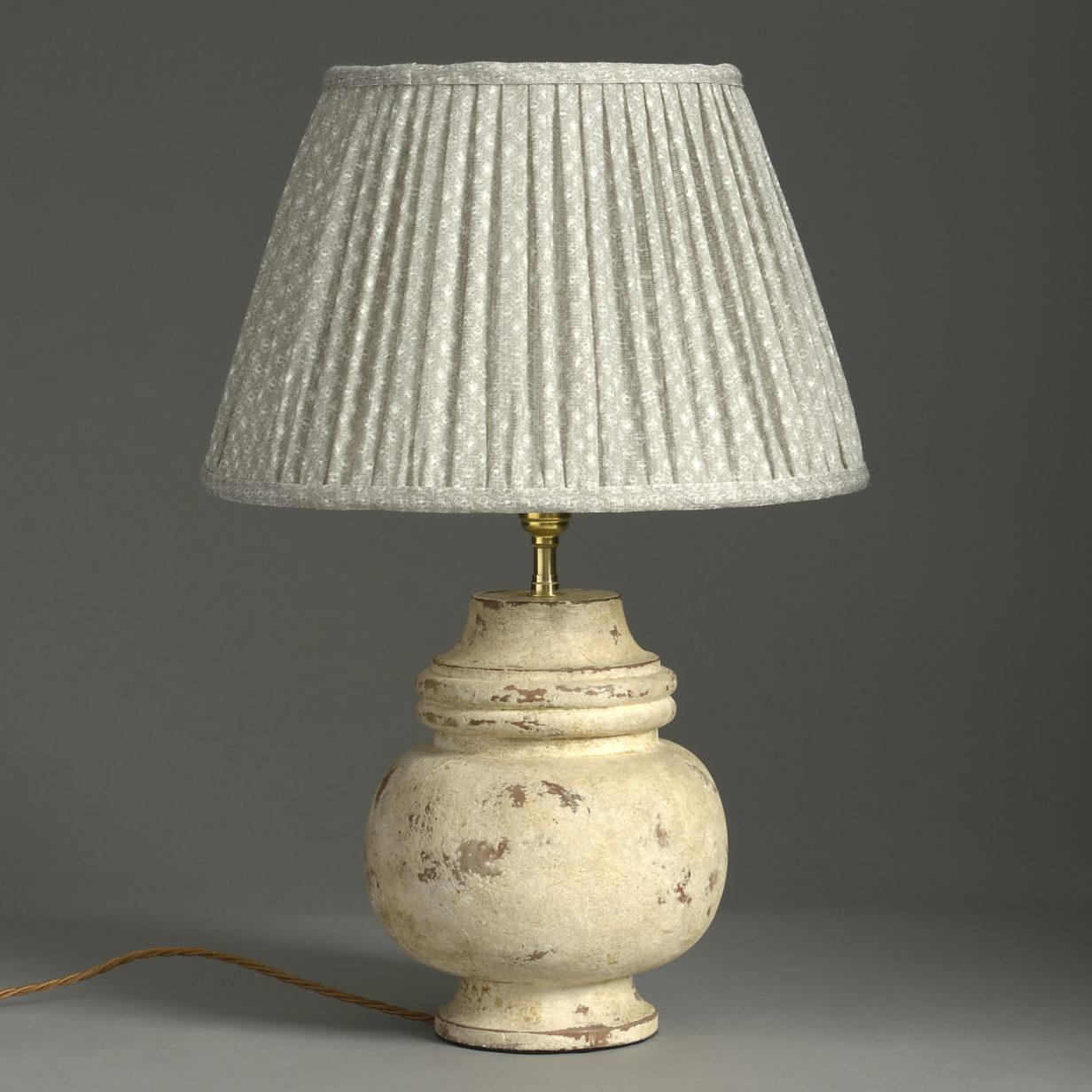 Bulbous Lamp