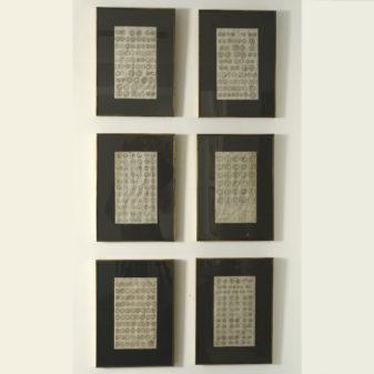 Six Coin Prints