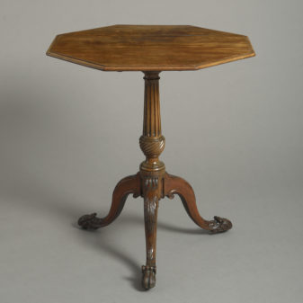Chippendale Tripod Table