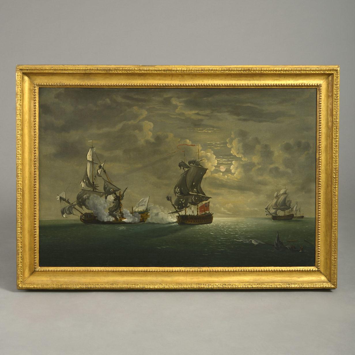 Richard Paton Marine Oil