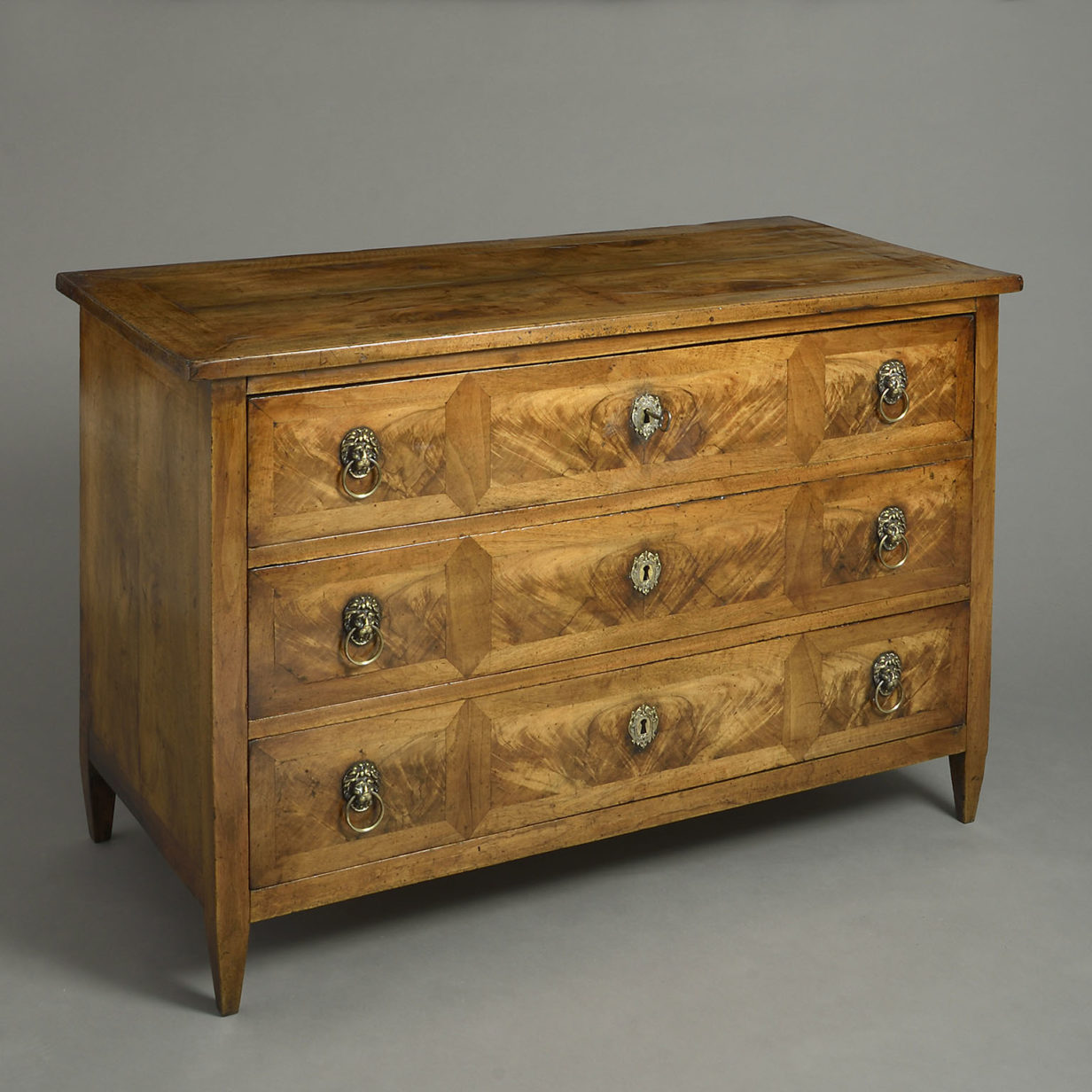 North Italian Commode circa 1790