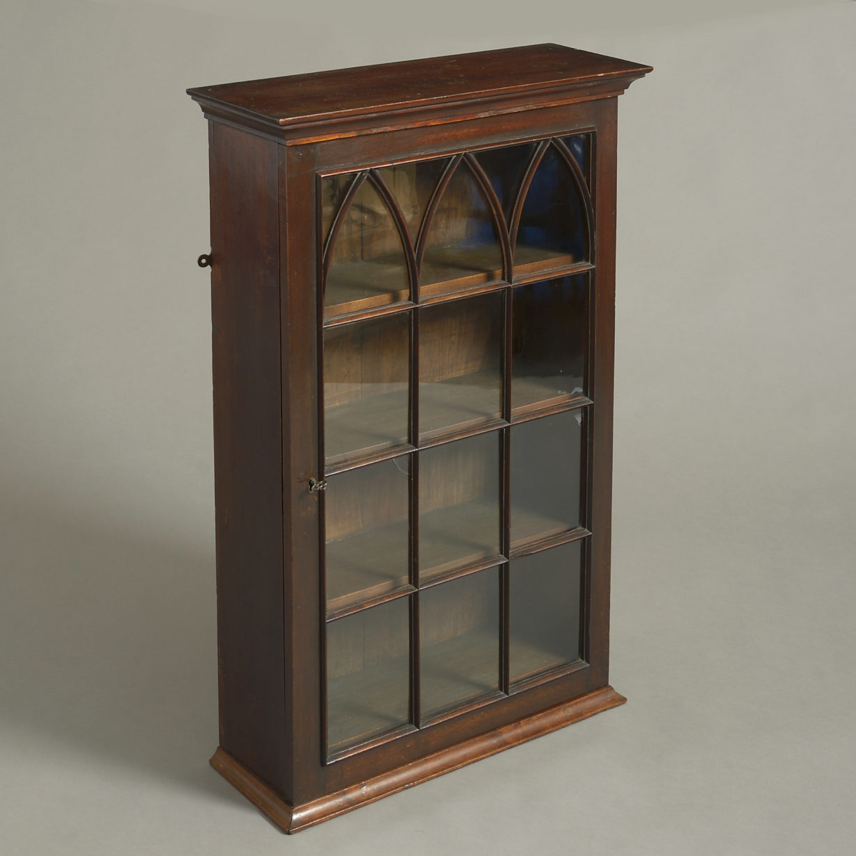 Gothick Hanging Cupboard