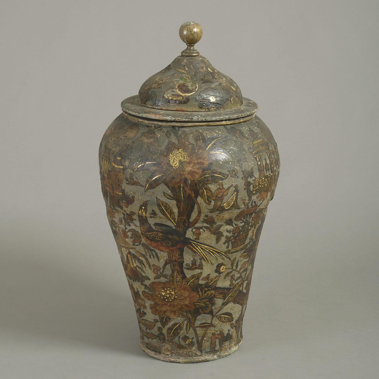 Arte Povera Vase