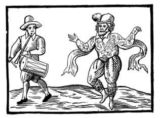 Kemp Morris Dance