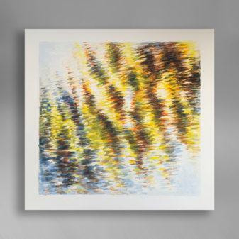 Gold Light Over Water Rupert Muldoon