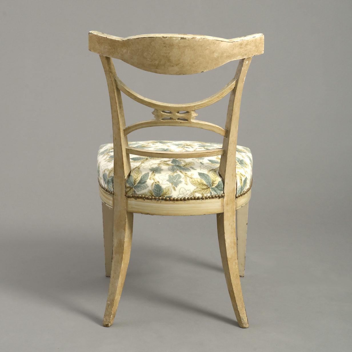 Gustavian Side Chair