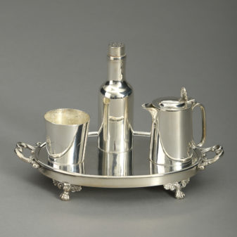 Mappin and Webb Condiments Set