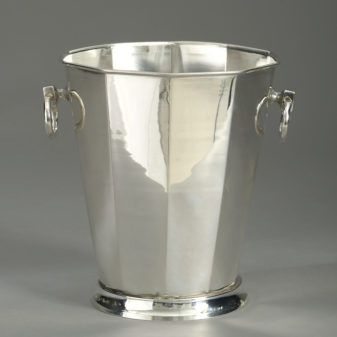 Silver Plated Wine Cooler