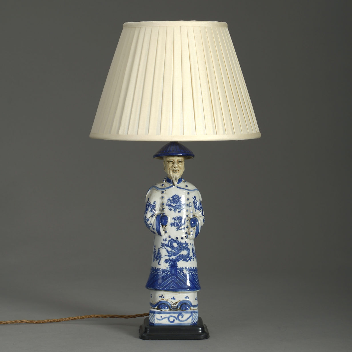 Chinaman Lamp