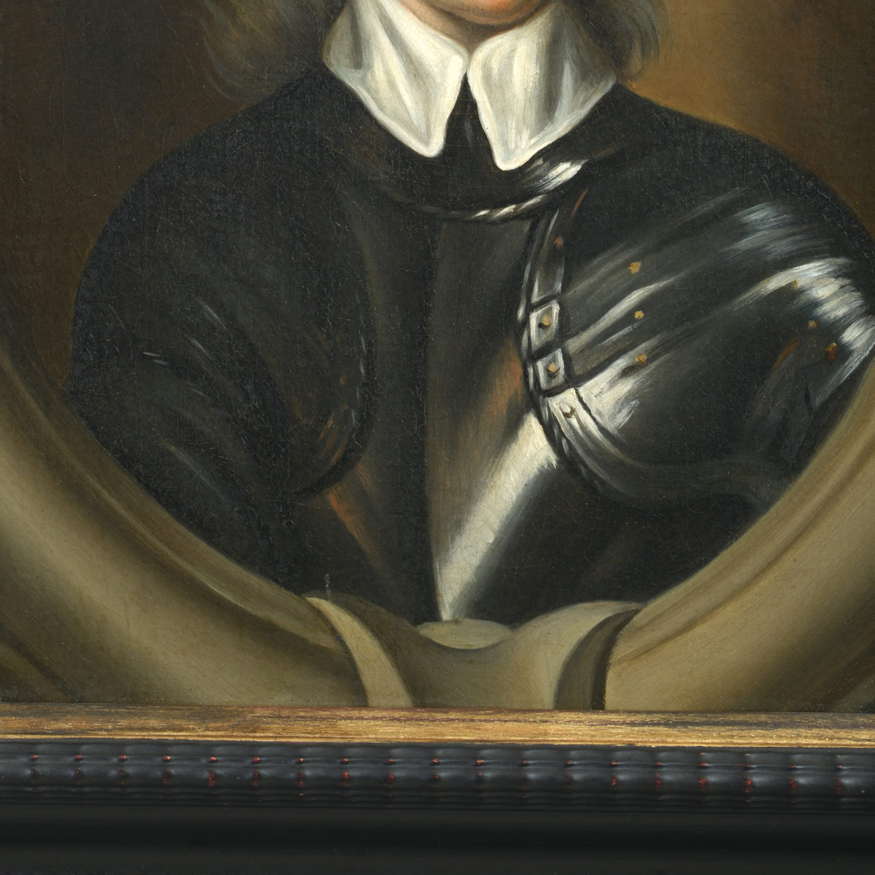 Portrait of Cromwell