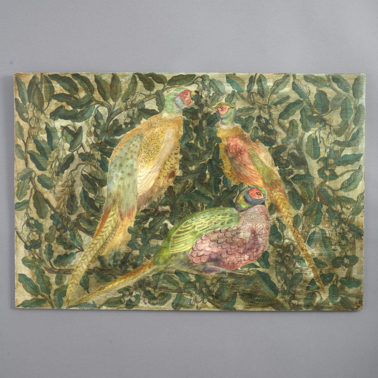 Pheasant Panel