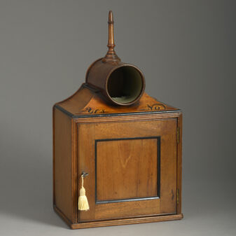 Regency Ballot Box
