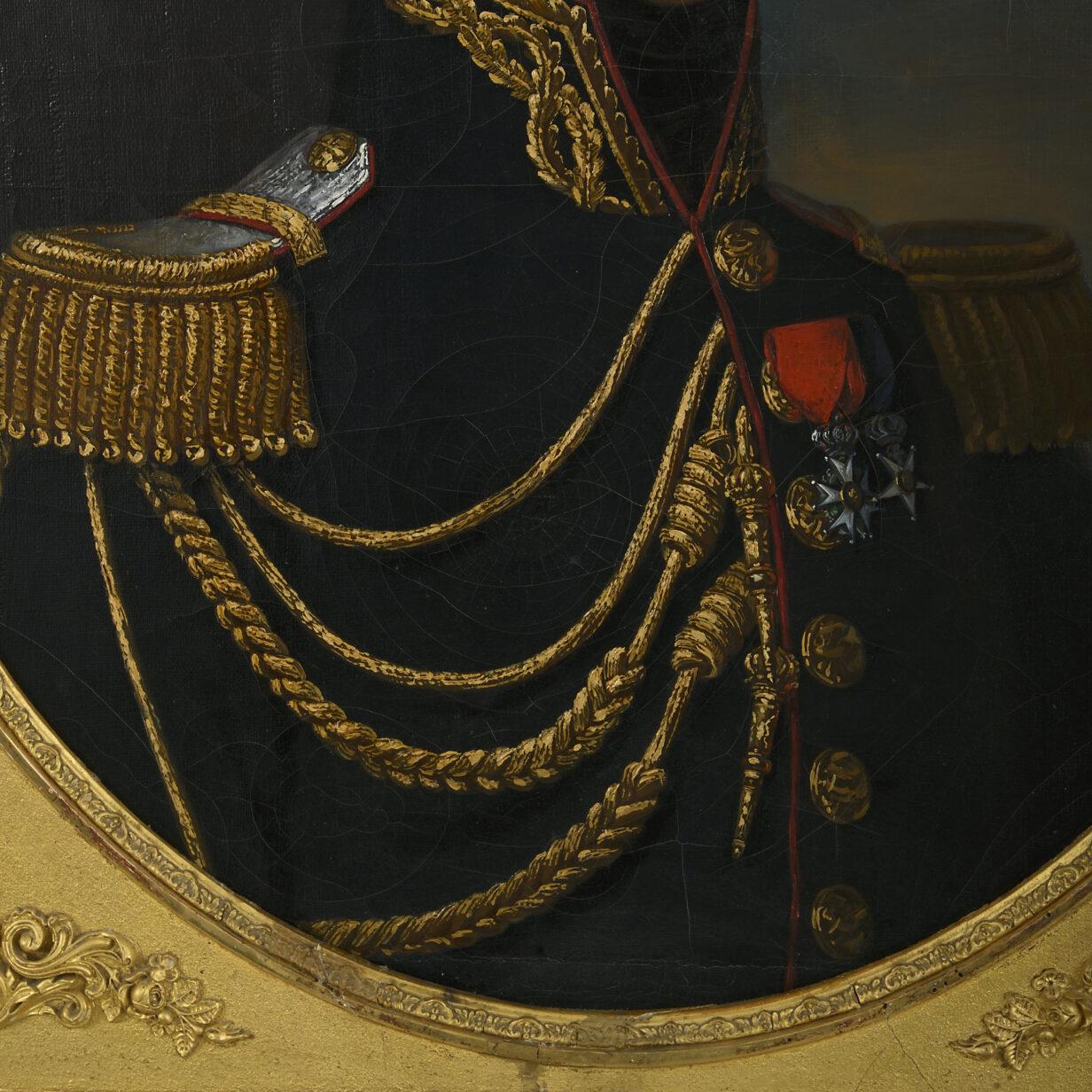 Josephine de Gallemant Portrait