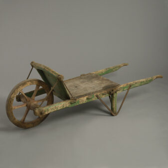 Victorian Wheelbarrow