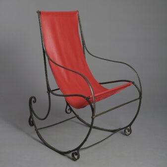 Regency Rocking Chair