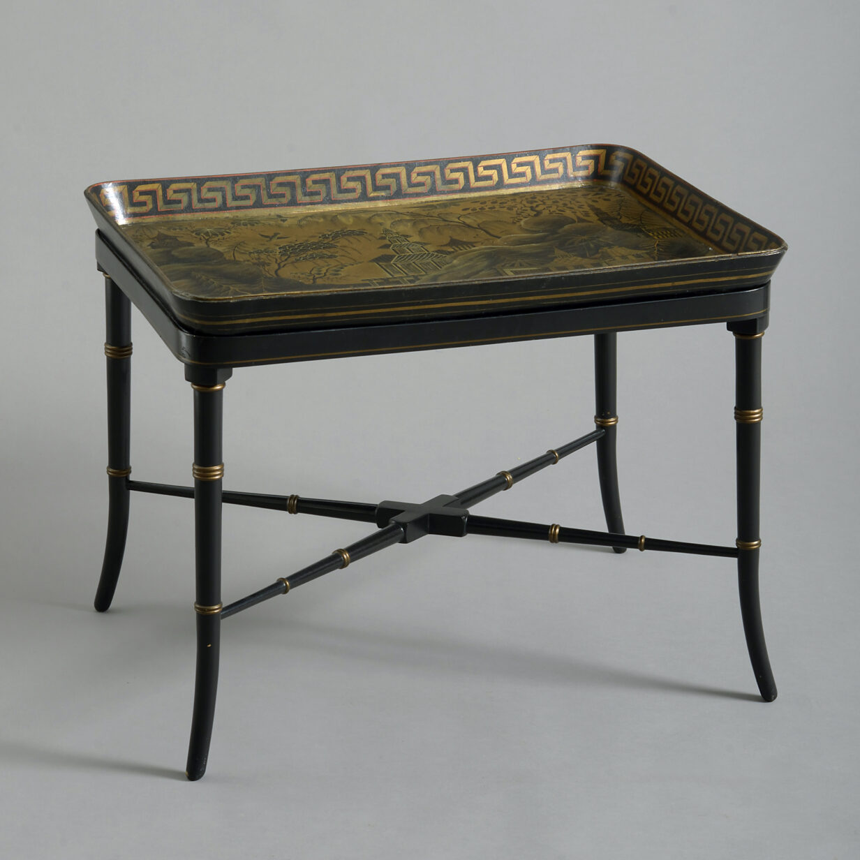 Regency Chinoiseire Tray Table