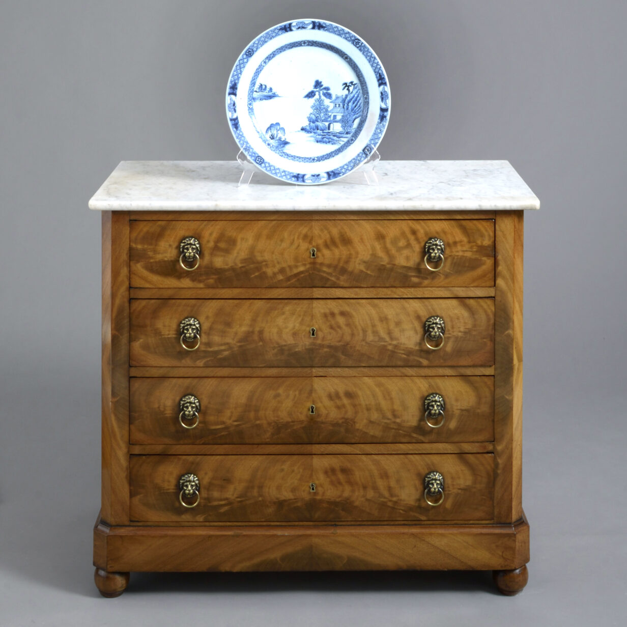 Early 19th Century Mahogany Commode