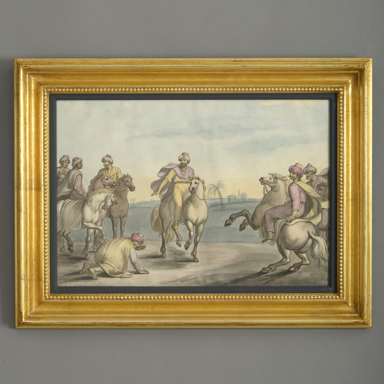 Samuel Woodforde Invasion of Greece by Xerxes