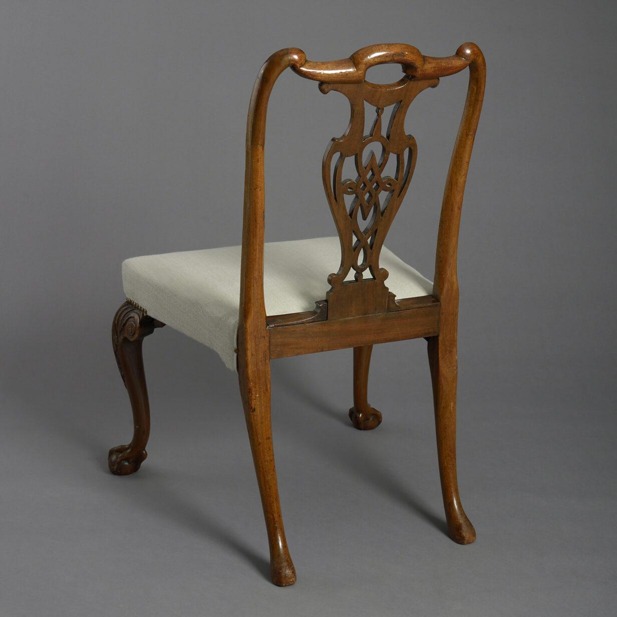 Irish George II Side Chair