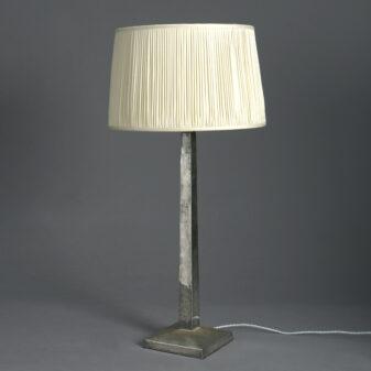 1950s Chrome Lamp